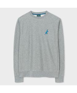 Paul Smith | Organic Embroidered Dino Sweatshirt