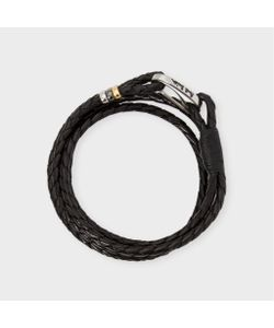 Paul Smith | Mens Leather Wrap Bracelet