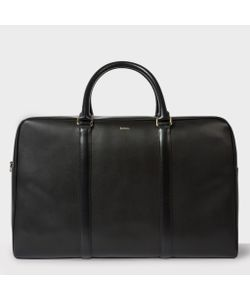 Paul Smith | Mens City Embossed Leather Holdall