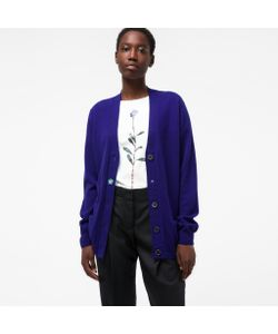 Paul Smith | Cardigan With Flower Button