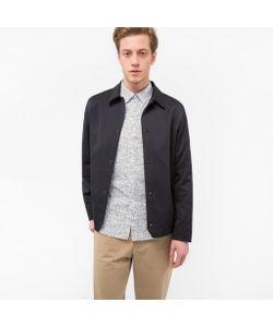 Paul Smith | Cotton And Linen-Blend Coach Jacket