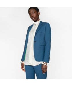 Paul Smith | A Suit To Travel In One-Button