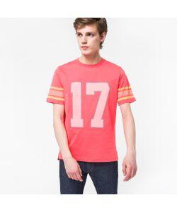 Paul Smith   Slim-Fit Summer 17 Appliqué T-Shirt