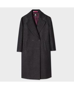 Paul Smith | Polka Dot Ottoman Coat