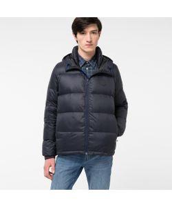 Paul Smith | Mens Nylon Hooded Down Jacket