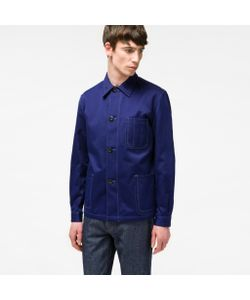 Paul Smith | Cotton And Linen-Blend Chore Jacket
