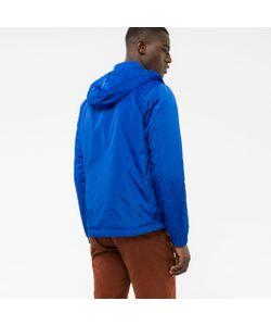 Paul Smith | Cobalt Showerproof Ps Logo Hooded Jacket