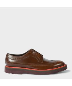 Paul Smith | Mens Calf Leather Grand Brogues