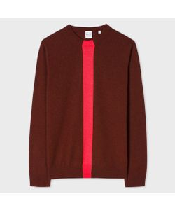 Paul Smith   Mens Cashmere Sweater With Stripe