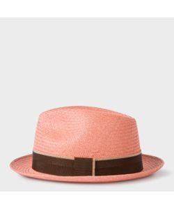 Paul Smith | Mens Straw Panama Hat