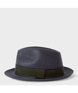 Paul Smith | Mens Straw Panama Hat