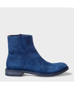 Paul Smith | Mens Dip-Dyed Suede Sullivan Boots
