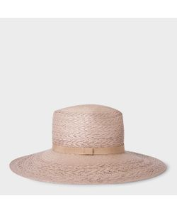 Paul Smith | Womens Straw Panama Hat