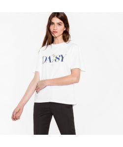 Paul Smith   Daisy Print T-Shirt