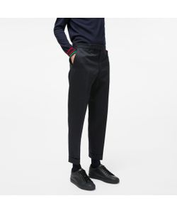 Paul Smith | Cotton And Linen-Blend Tape Trousers