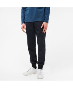 Paul Smith | Textured Cotton-Blend Track Pants