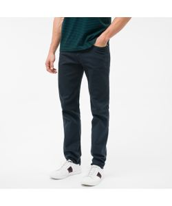 Paul Smith | Mens Tape-Fit Washed Garment-Dyed Jeans