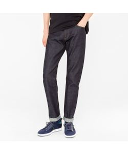 Paul Smith | Slim-Standard 13oz Unlucky Selvedge Raw Denim Jeans