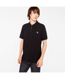 Paul Smith | Piqué Zebra Logo Polo Shirt