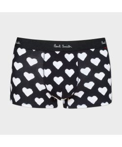 Paul Smith | And Heart Print Low-Rise Boxer Briefs