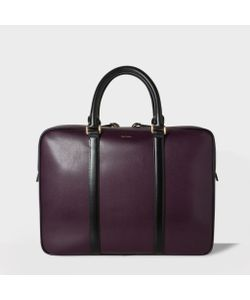Paul Smith | Mens City Embossed Leather Business Folio