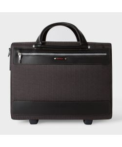 Paul Smith | Chevron Stripe Briefcase