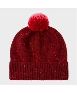 Paul Smith | Dark Flecked Bobble Hat