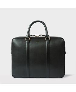 Paul Smith | City Embossed Leather Slim Business Folio