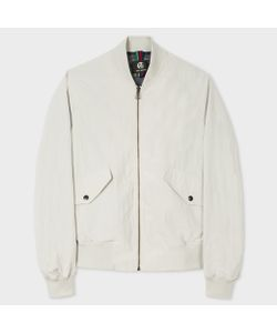 Paul Smith | Micro Ripstop Bomber Jacket