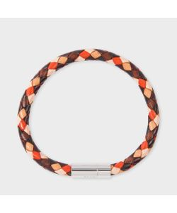 Paul Smith | And Leather Plaited Bracelet