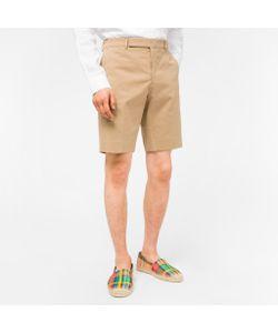 Paul Smith | Stretch Cotton-Twill Shorts