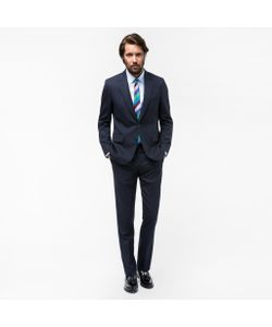 Paul Smith | Tailored-Fit Suit To Travel In