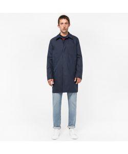 Paul Smith | Men Cotton-Blend Showerproof Mac