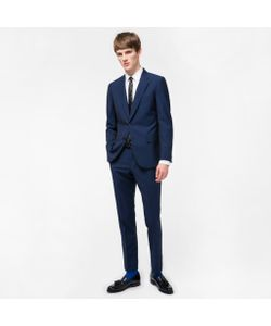 Paul Smith | Mens Classic-Fit Wool-Mohair A Suit To Travel In