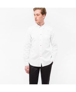 Paul Smith | Tailo-Fit Button-Down Oxford Shirt