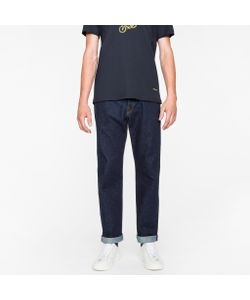 Paul Smith | Standard-Fit 13oz Italian Twin Selvedge Dark-Wash Denim Jeans