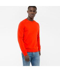 Paul Smith | Merino-Wool Raglan-Sleeve Sweater