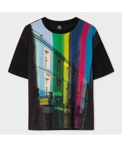 Paul Smith   City Stripe Print T-Shirt