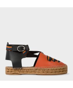 Paul Smith | Leather March Espadrilles