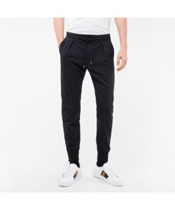 Paul Smith | Mens Stretch-Wool Tailo Track Pants
