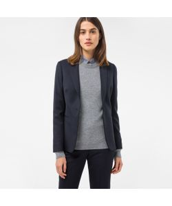 Paul Smith | A Suit To Travel In One-Button Wool Blazer