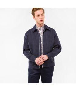 Paul Smith | Cotton-Blend Blouson Jacket