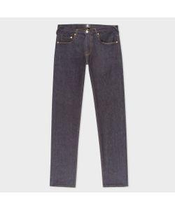 Paul Smith   Slim-Standard 13oz Unlucky Selvedge Raw Denim Jeans