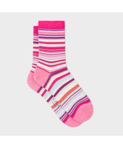 Paul Smith | Multi-Stripe Socks