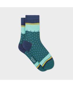 Paul Smith | Womens Watermelon Spot Socks