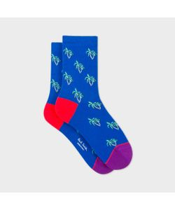 Paul Smith | Womens Palm Tree Socks