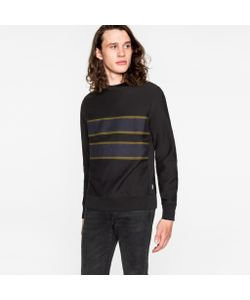 Paul Smith | Contrast-Stripe Sweatshirt