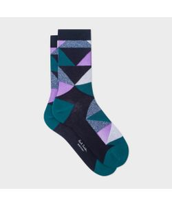 Paul Smith | Geometric Pattern Socks