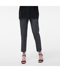 Paul Smith | Womens And Jacquard-Dot Trousers