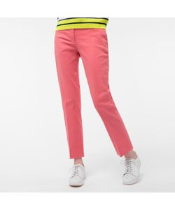 Paul Smith | Womens Slim-Fit Stretch-Cotton Chinos